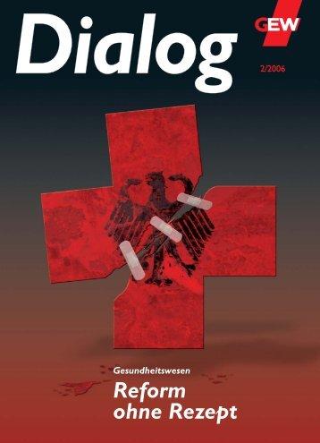 Dialog 2/2006 - GEW