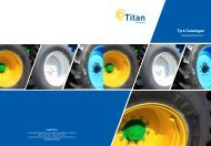 Tyre Catalogue - Titan Wheels Australia