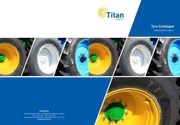 Tyre Catalogue - Titan Wheels Australia