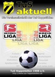 Bezirksliga Nahe - Saison: 2007/08 - TuS Hoppstädten