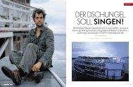 Der Dschungel soll singen - Christoph Schlingensief