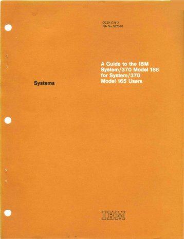 Systems - The UK Mirror Service