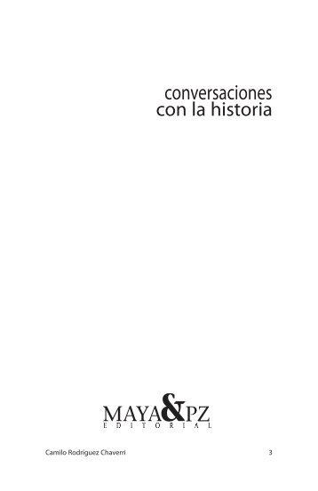 Conversaciones con la historia (tomo 3)