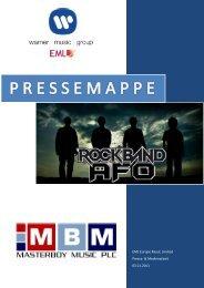 AfO Pressemappe 2011
