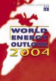 World Energy Outlook 2004