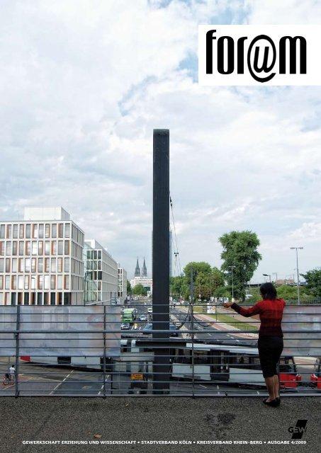 Ausgabe 4/2009 - Gewerkschaft Erziehung und Wissenschaft