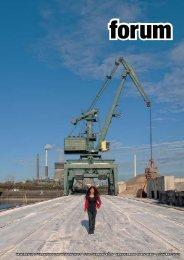 forum Ausgabe 5/2012 - Gewerkschaft Erziehung und Wissenschaft