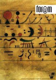 Ausgabe 5/2005 - Gewerkschaft Erziehung und Wissenschaft