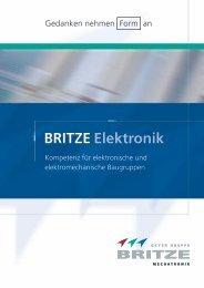 BRITZE Elektronik - Geyer Gruppe