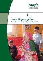 Die Dokumentation des Innovationspreises 2010