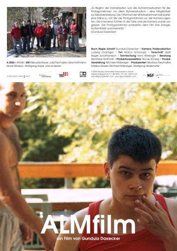 ein Film von Gundula Daxecker - Nikolaus Geyrhalter ...