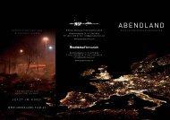 aBenDLanD - Nikolaus Geyrhalter Filmproduktion GmbH