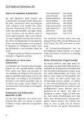 SKV Eglosheim, Handball, Saisonzeitschrift 2004/2005 - bei der SG ... - Seite 6