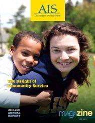 the Delight of Community Service - The Agnes Irwin School