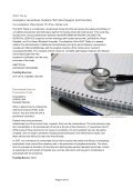 2007-2011 Research Report - Faculty of Health Sciences ... - Page 6