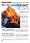 African Scyline Erstbegehung am Mount Kenya - AlpinClub Berlin - Seite 6
