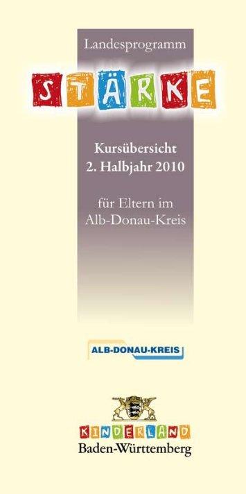 Herausgeber - Alb-Donau-Kreis