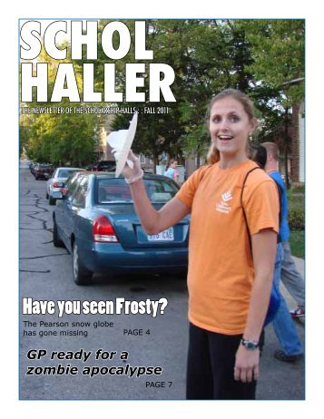 schol haller - University of Kansas
