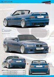 110 BMW 3er E36