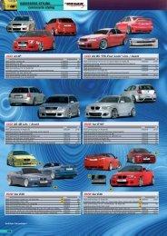 KAROSSERIE-STYLING carrosserie styling - Alfatech.ch