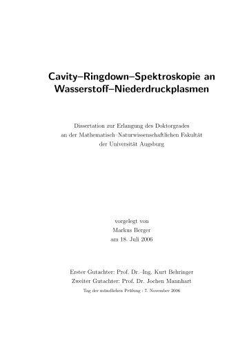 Dokument_1.pdf (1135 KB) - OPUS Augsburg - Universität Augsburg