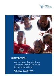 1. Beratung - St. Gregor Jugendhilfe