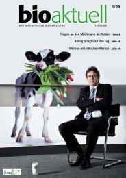 Fragen an den Milchmann der Nation Seite 4 Biotag ... - bioaktuell.ch