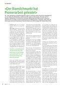Fragen an den Milchmann der Nation Seite 4 Biotag ... - bioaktuell.ch - Seite 4