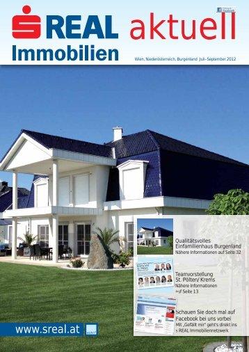 Wien, NÖ & Burgenland (Ausgabe Juli - September 2012 - s REAL