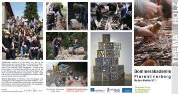 2011 - Gesellschaft der Freunde junger Kunst