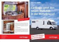 Carthago setzt den neuen Maßstab in der Mittelklasse! - Gelderland ...