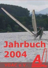 Jahrbuch 2004 - News IACA Homepage