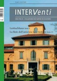 EDIZIONE 2004-2 Primavera #5 - INTERVenti