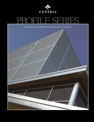 PROFILE SERIES - Reed Construction Data