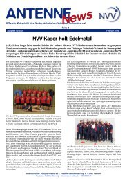 Ausgabe 02/2006 - NVV