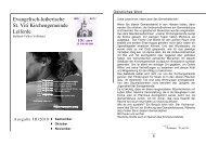 Ausgabe 3-2010 - St. Viti Kirchengemeinde Leiferde