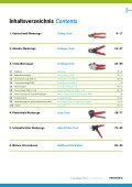 Kabelverarbeitung Cable & Connector Tools - Seite 7