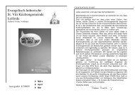 Ausgabe 1-2009-März-Mai - St. Viti Kirchengemeinde Leiferde