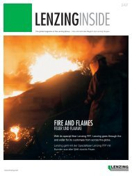 FIRE AND FLAMES - Lenzing