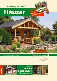 Häuser Alle - Joda