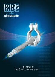 RIBE® Elektroarmaturen Optofit 2010