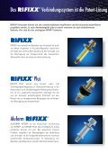 RIFIXX® RIFIXX® - RIBE - Page 6