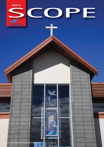 ISSUE 29 - Metal Roofing Manufacturers