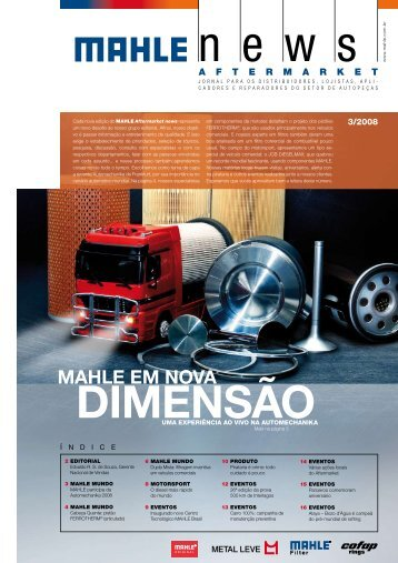 Download MAHLE Aftermarket News 3/2008 - mahle.com