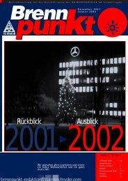 Brennpunkt Ausgabe Dezember 2001 - IG Metall Stuttgart