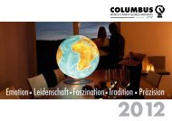 Columbus Verlag - Globus Katalog 2012 - EXQUISIT24