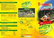 Rittisberg Coaster folder