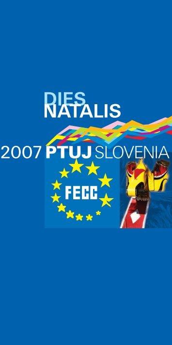 Dies Natalis Brochure [pdf] - Foundation European Carnival Cities