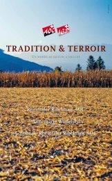 Tradition & Terroir No 9