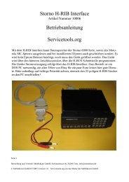 Artikel 209 Storno 6000 H-RIB - servicetools.org